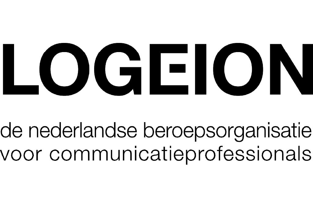 Het logo van Logeion